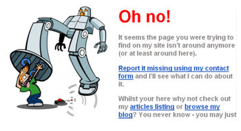 error_page